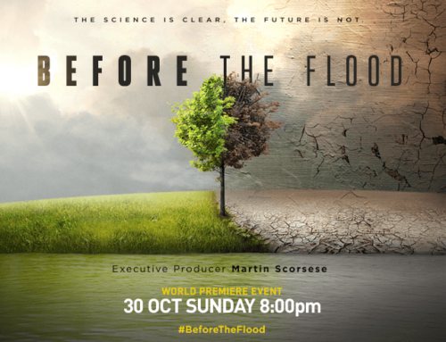 Before The Flood: An Election Year Must See